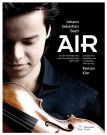 BACH, JOHANN SEBASTIAN - Air - from the orchestral suite BWV 1068 - for Violine solo - nuty na skrzypce solo - arr. Roman Kim - Bärenreiter Verlag - BA5140